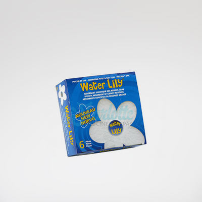 absorbeur water lily
