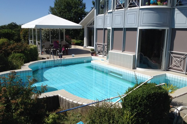 La rénovation de piscine carrelée à Pau