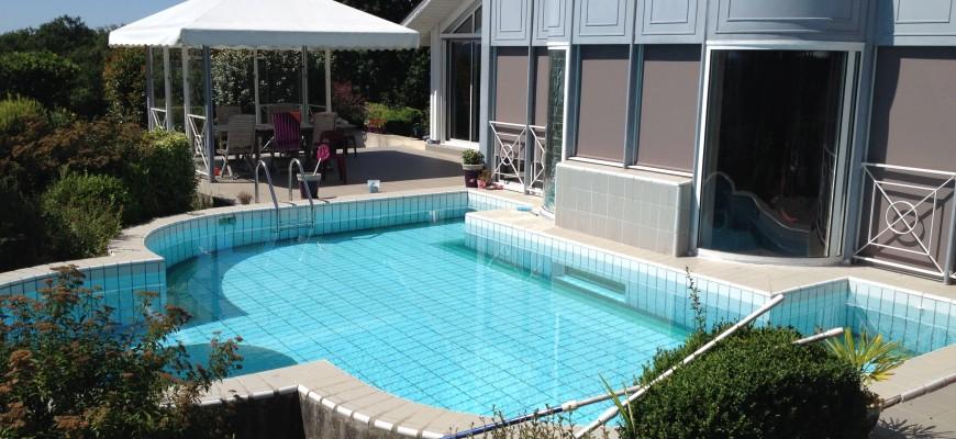 La r novation de piscine carrel e par marlotte piscines et for Construction piscine pau